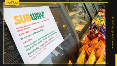 Photo of A Wonderful Human Glimpse Of The Subway Chain Of Restaurants On The Occasion Of Christmas