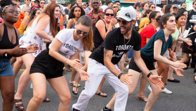 Photo of TD Salsa In Toronto Festival
