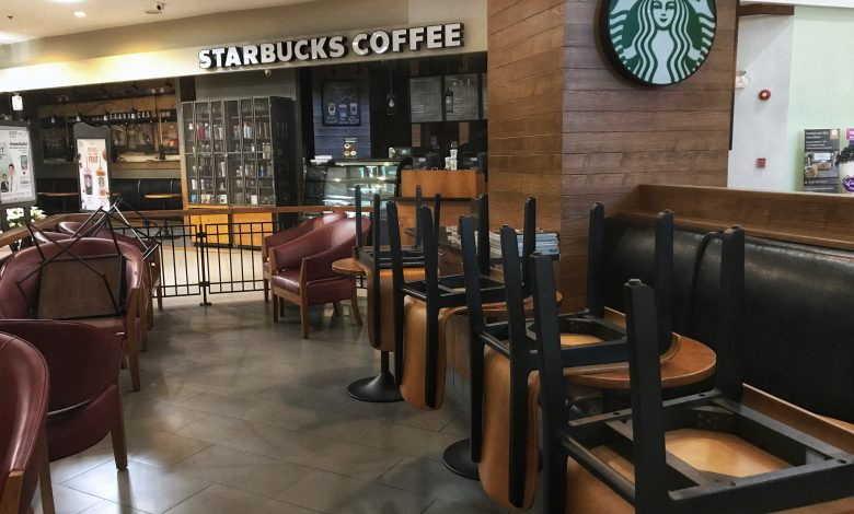 Tim Hortons and Starbucks To Remove Seating