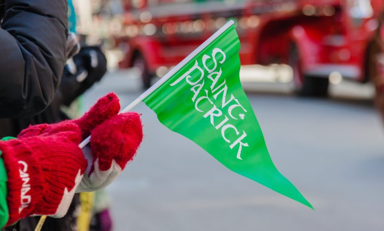 Photo of St Patrick's Day Parade in Toronto This Sunday