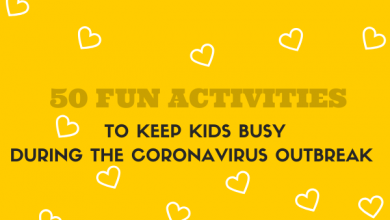 Photo of Five Ways To Keep Kids Busy