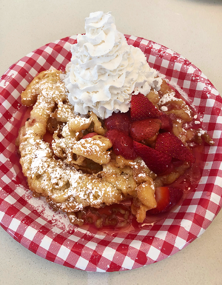 Photo of Funnel Cake Recipe By Canada's Wonderland