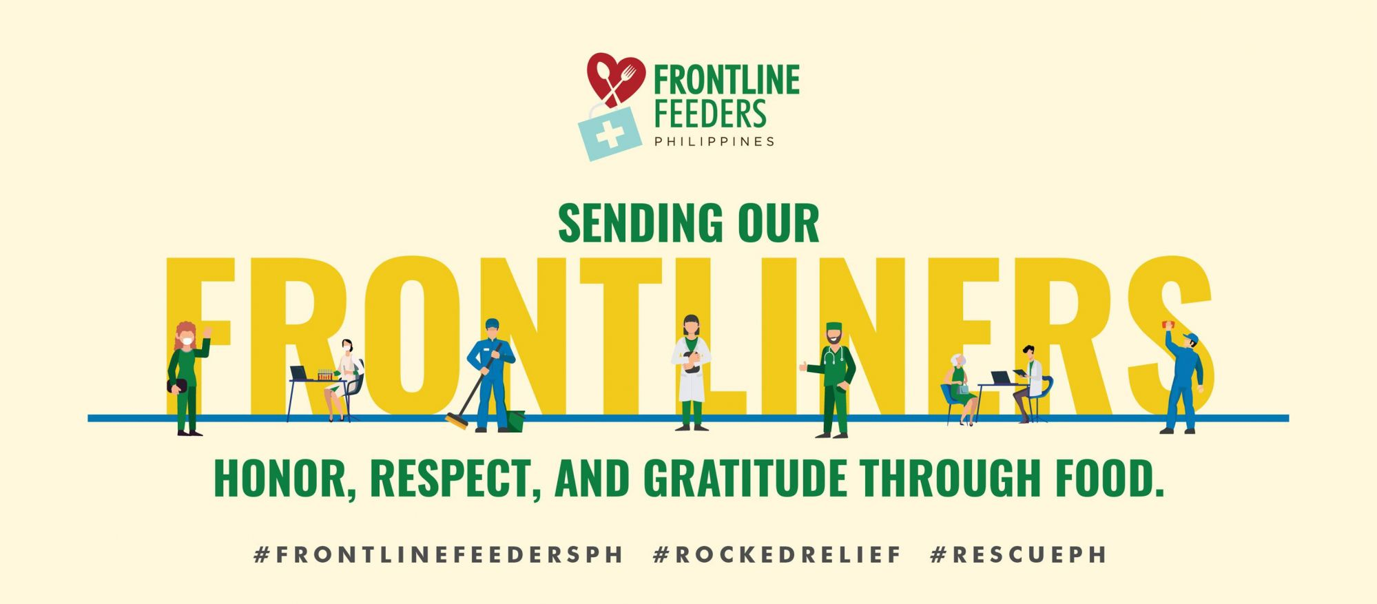 Photo of Feed The Frontline