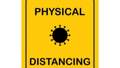 Photo of Physical Distancing Measures Extended