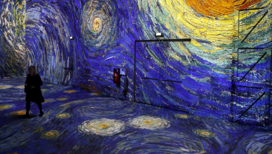 Photo of Vincent van Gogh show in Toronto prepares to include social distancing circles
